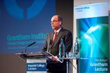 S.A.S. Le Prince Albert II - Imperial College - Discours de S.A.S. Le Prince Albert II au Imperial College à Londres